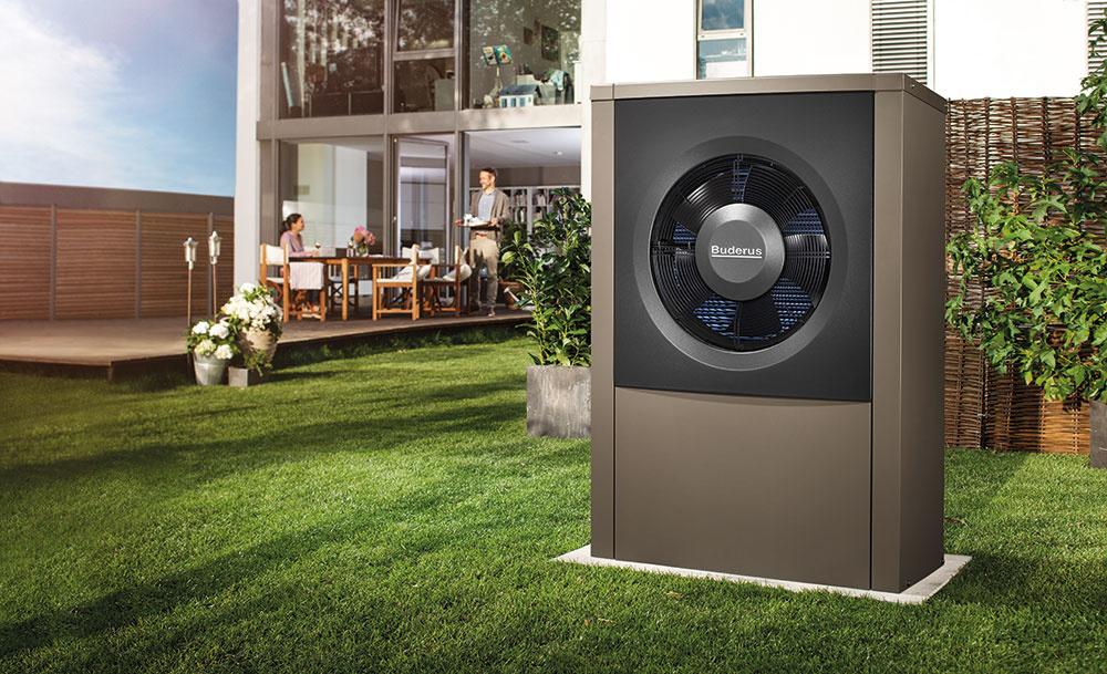 Tepelné čerpadlo vzduch/voda kombinuje pohodlie a komfort s ohľaduplnosťou k životnému prostrediu