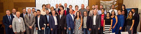 Členovia poroty Krištáľového krídla za rok 2018