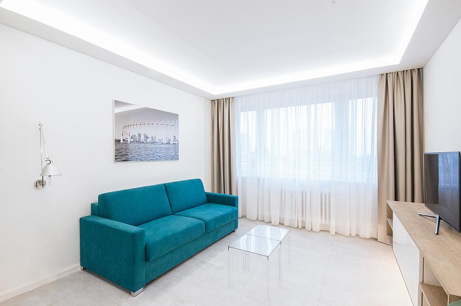 Ako spraviť na 24 metroch štvorcových obývateľný a plne funkčný byt?