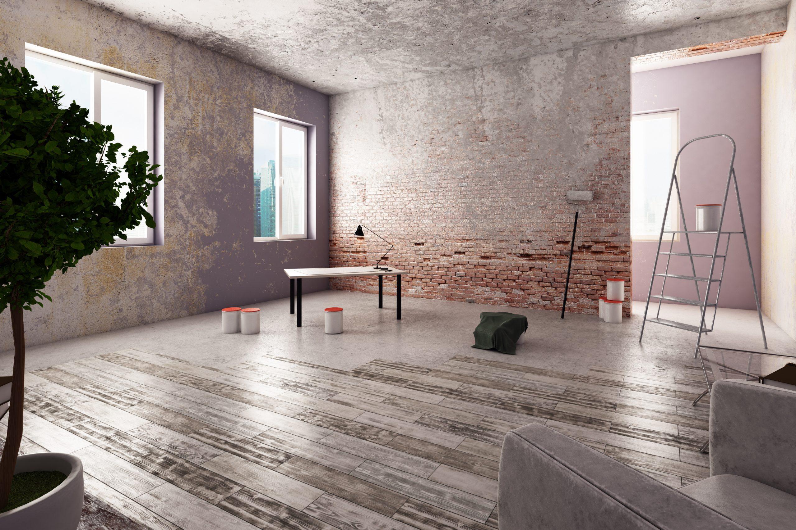 Dilema, ktorá trápi Slovákov: Oplatí sa rekonštruovať starý byt, či rovno kúpiť nový?