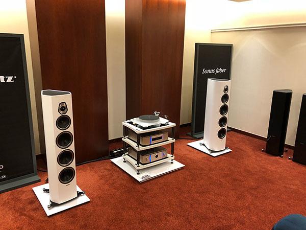 výstava Audio Video Kino 2018