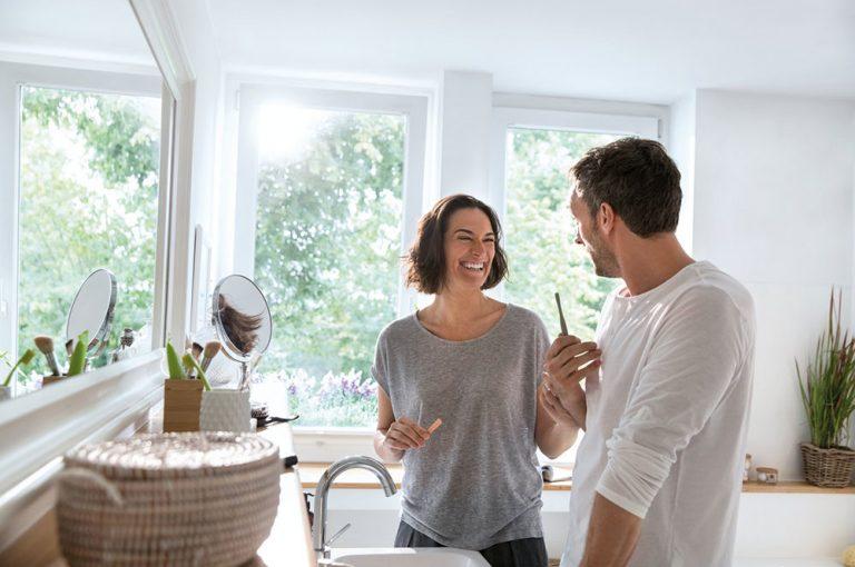 Teplo doma: Ako docieliť komfort v kúpeľni či na chodbe?