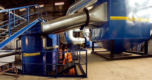 Parné a teplovodné vykurovacie systémy