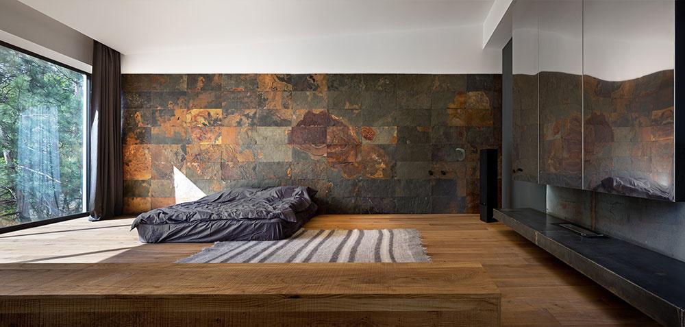 Komfortné bývanie v dome z prírodných materiálov