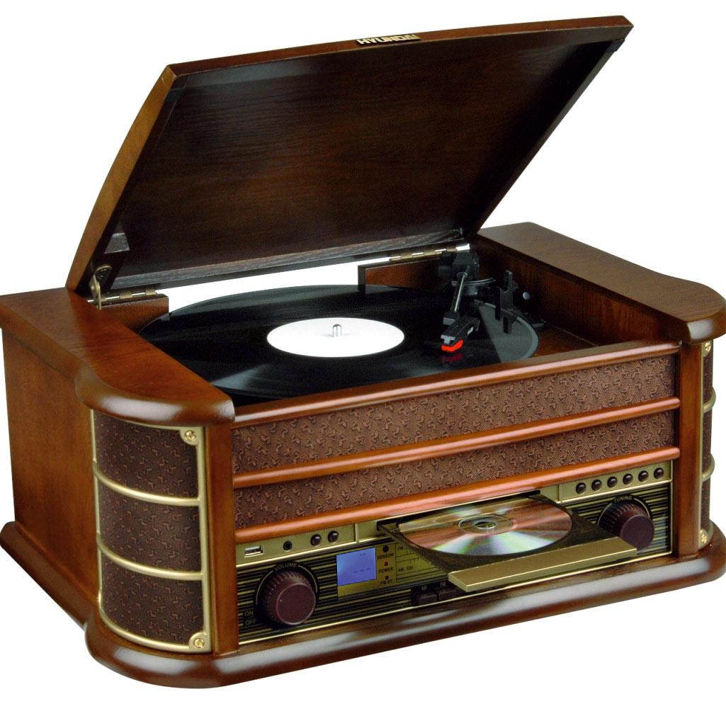 Gramofóny sa vracajú