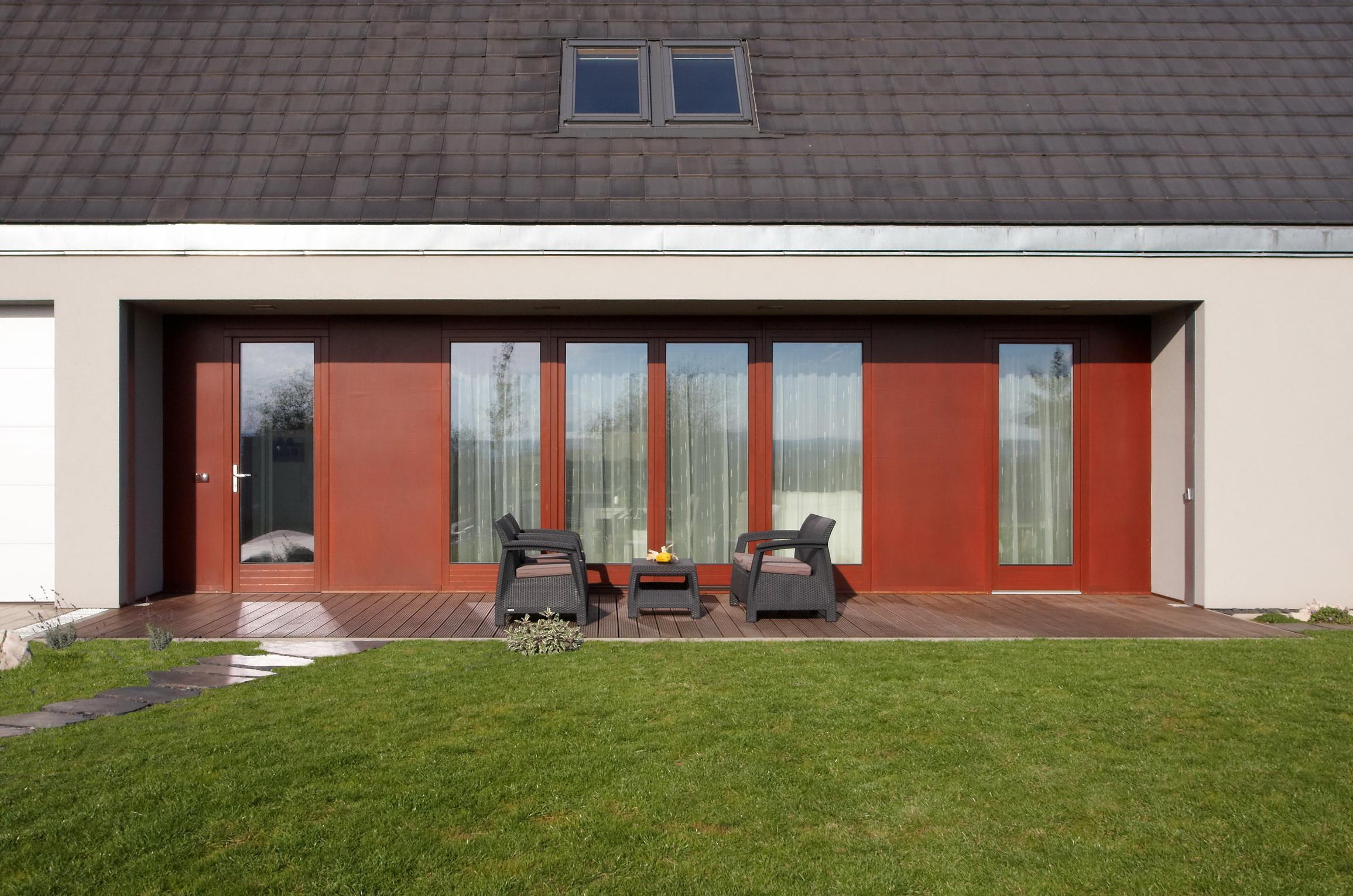 Dom za humnami: moderná hanácka stodola