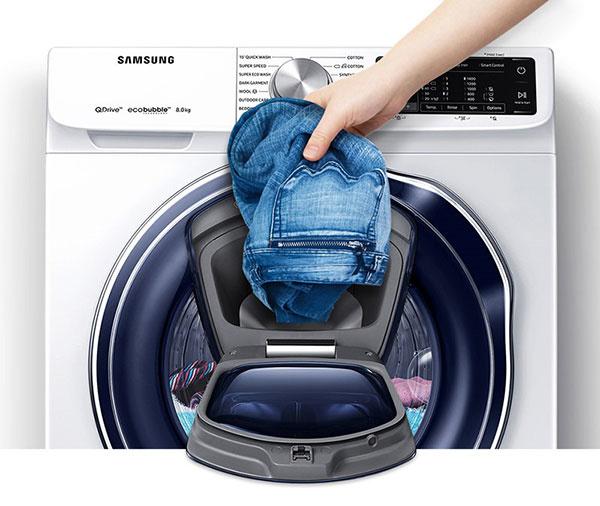 Práčka Samsung QuickDrive zvíťazila v teste časopisu dTest