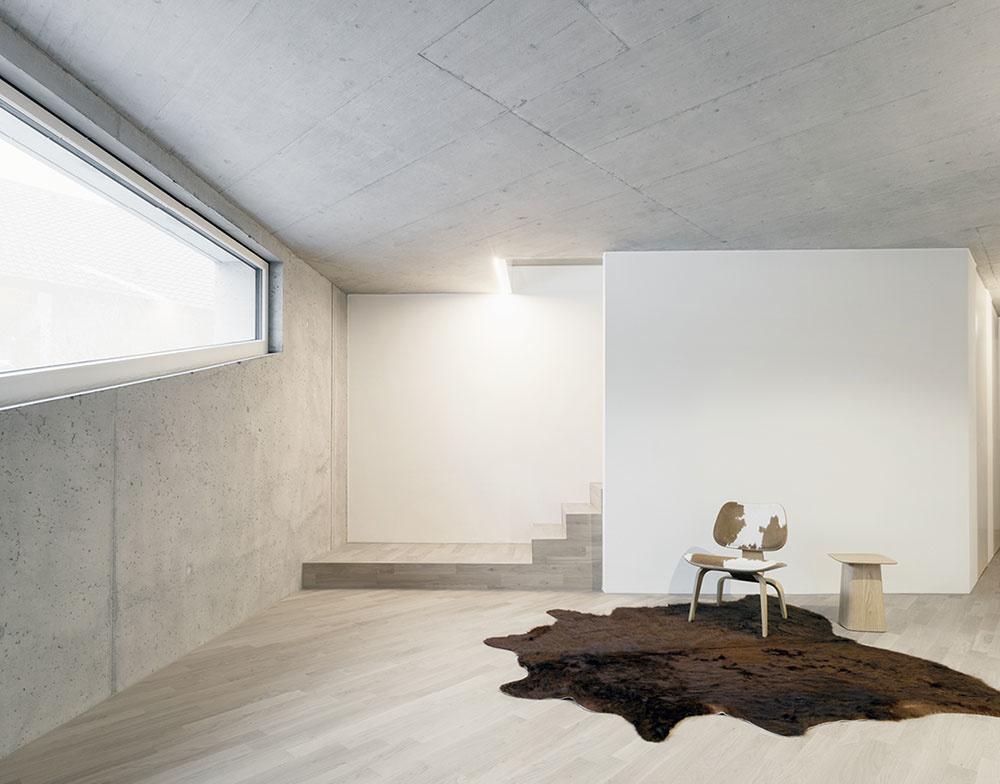 Dom ako betónový kryštál: Bývanie nemusí byť pravouhlé!