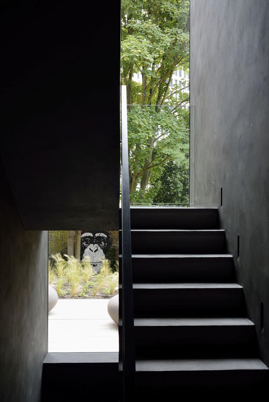 Spojením dvoch domov vzniklo hotové umelecké dielo