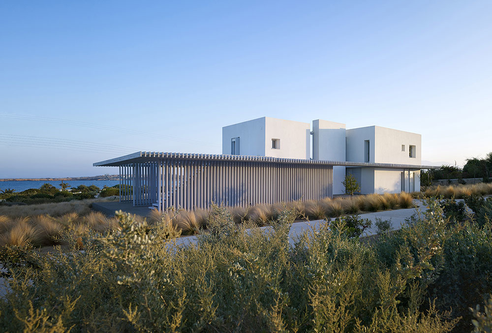 Dva dynamické domy určené na celoročné leňošenie