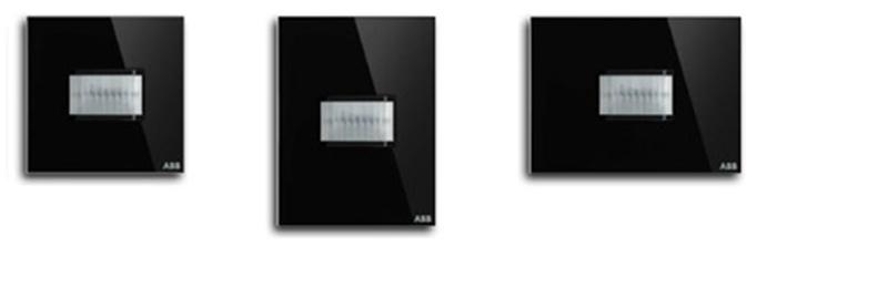 Ovládače ABB-tacteo® KNX