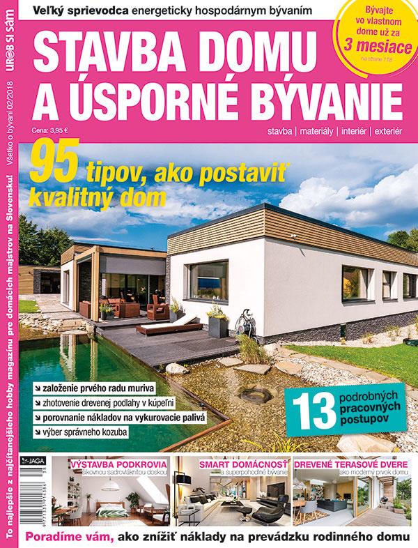 Novinka v predaji! Stavba domu a úsporné bývanie
