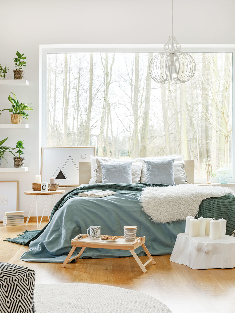 Ako si v spálni pripraviť podmienky pre zdravý spánok