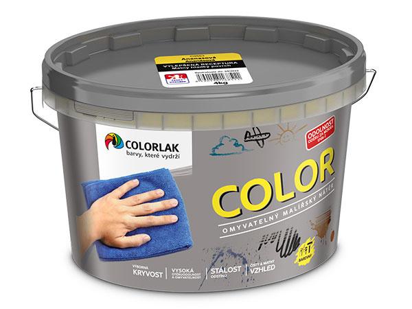 Farebné zmeny nielen v byte