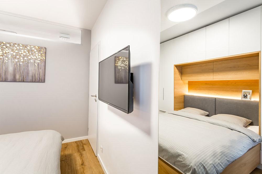 Kompletná rekonštrukcia panelového bytu v Petržalke bez zásahu do nosných stien