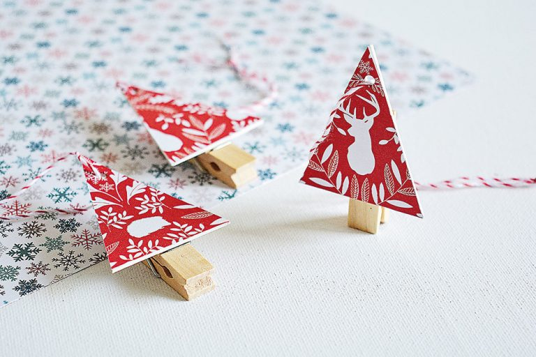 Originálne vianočné dekorácie, ktoré vyrobíte aj z nepotrebných vecí