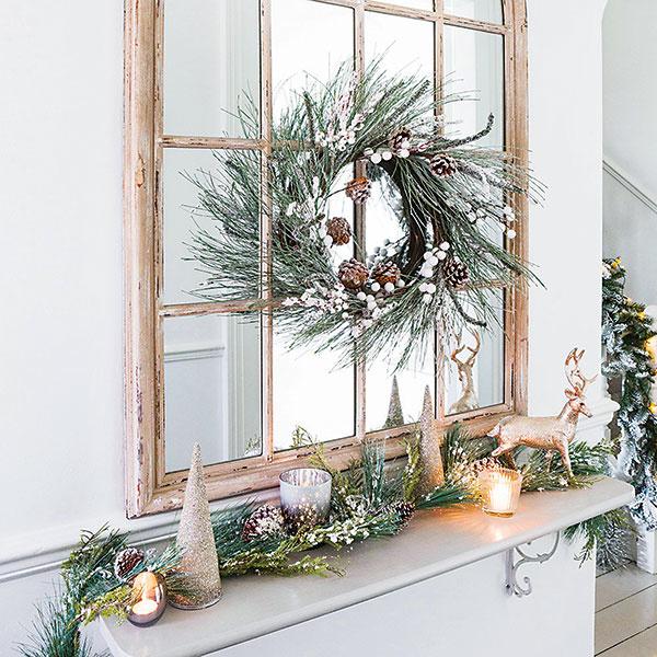 Ako si doma zariadiť Vianoce v prírodnom duchu