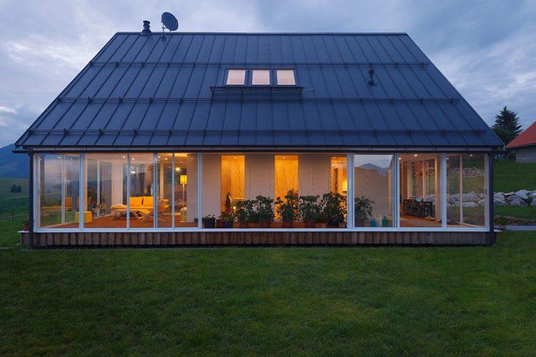 Salón drevostavieb 2019 – moderné domy a architektúra z dreva