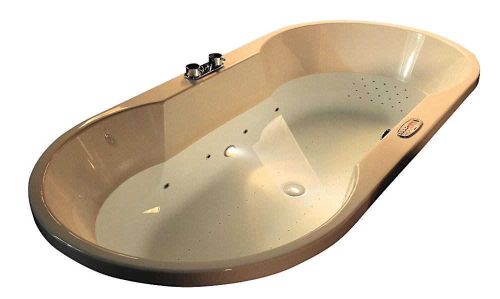 Hra farieb. Kúpeľ podsvietený bielym LED osvetlením navodí zaručene príjemnú a relaxačnú atmosféru. Polysan COOLLIGHT SLIM ponúka na výber biele LED alebo farebné RGB LED podsvietenie.