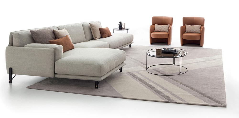 Taliansky výrobca nábytku Ditre Italia, sa zameriava najmä na pohovky a kreslá mäkkých tvarov a to v tej najvyššej kvalite.
