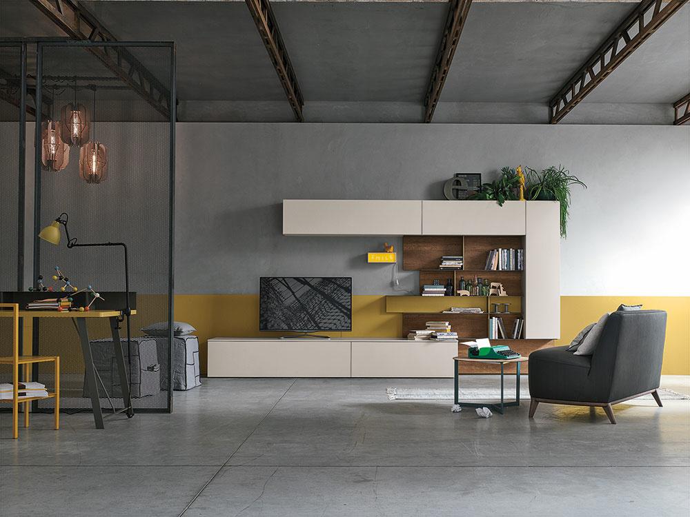 V tohtoročných novinkách firmy Tomasella  sa objavila nielen žltá farba, ktorá oživí každý interiér, ale aj energická červená spolu s  odtieňmi zelenej. Tieto výrazné farby sú kombinované s drevodekorom a kovovými prvkami, ich kombinácie dodajú vášmu interiéru súčasný hravý dizajn.
