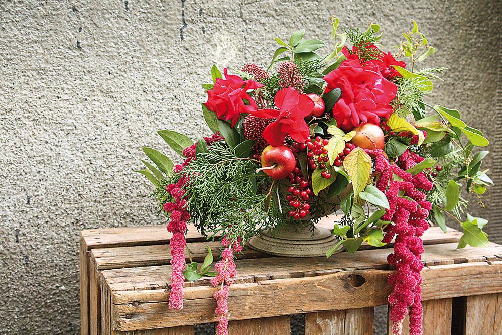 Jednoduché dekorácie z ihličia, ktoré vás potešia i v bežný zimný deň