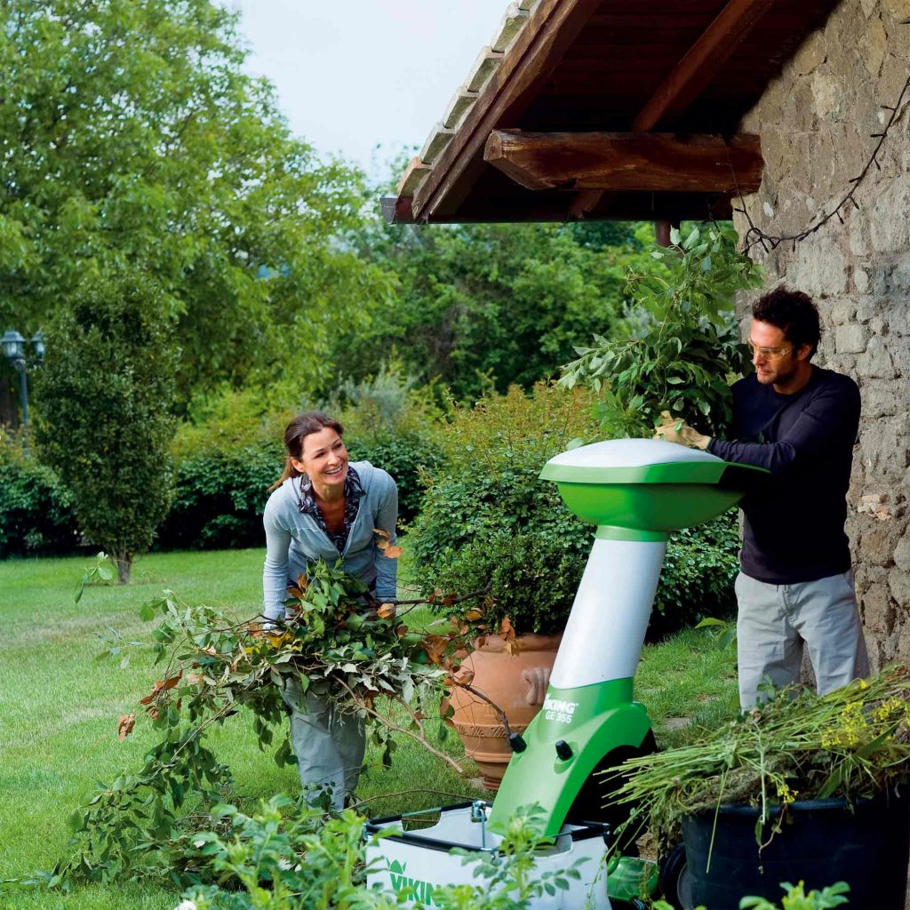Poriadok v záhrade