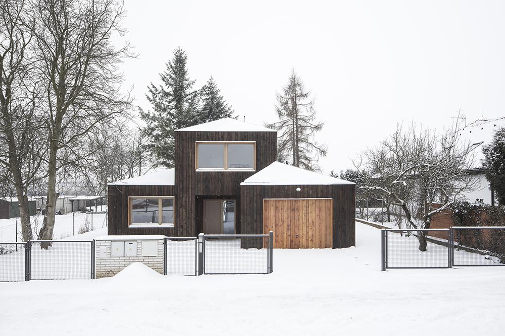 Rodinný dom v Zličíne