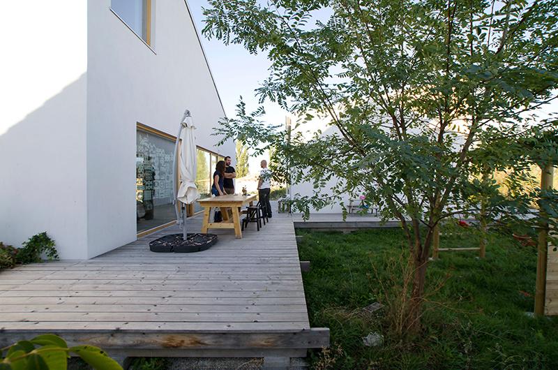Rodinná usadlosť v Budmericiach