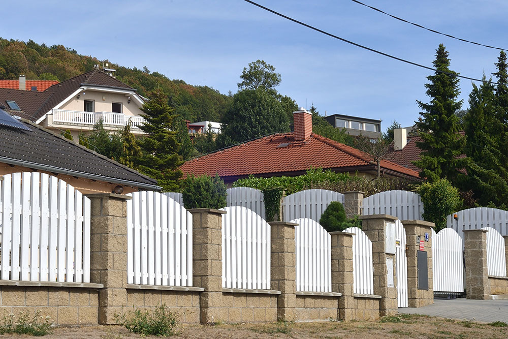 Prečo sa rodina rozhodla postaviť si dom na prudkom svahu?