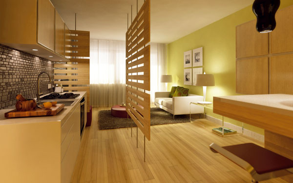 Premena maličkého bytu
