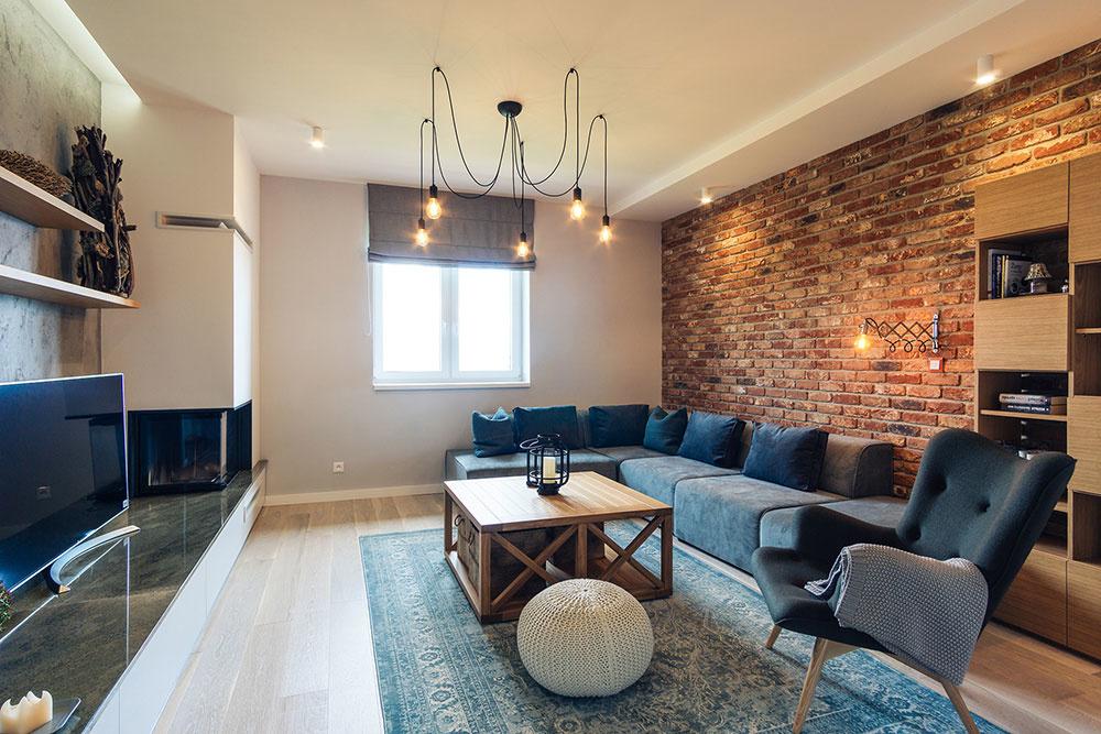 Priestranný byt pre rodinu, ktorá už nechcela Tatry iba navštevovať