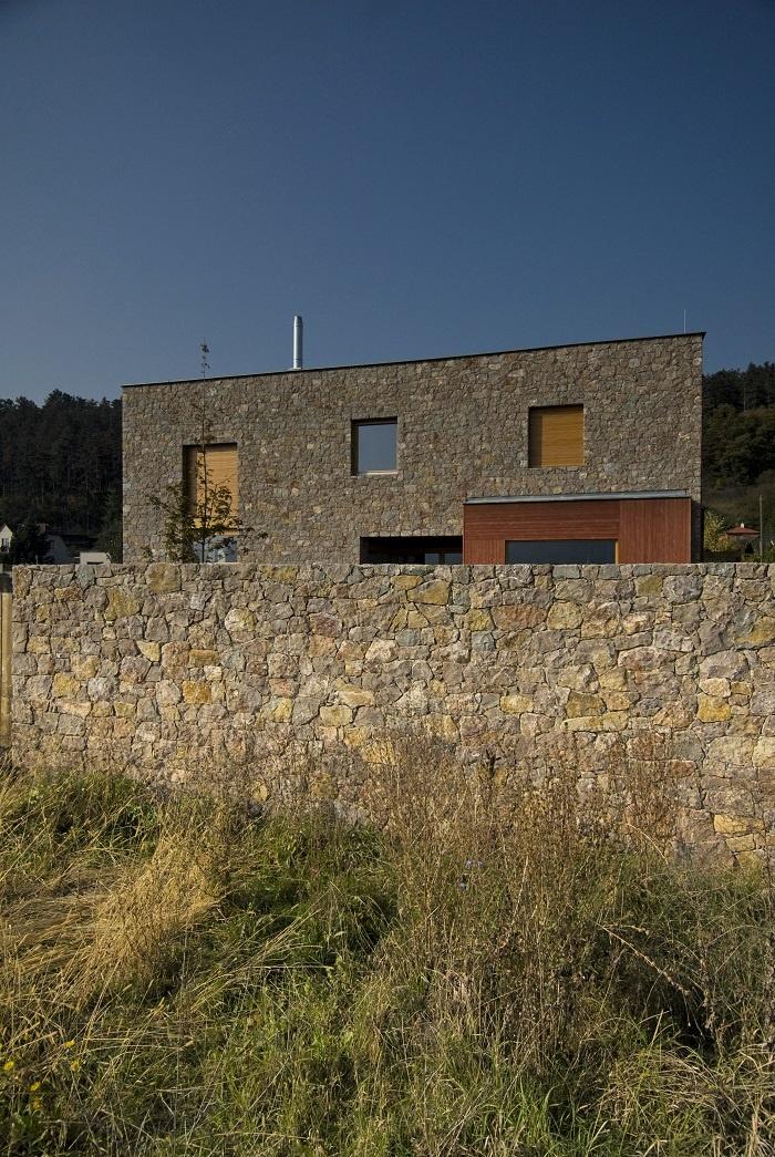 Rodinný dom pre horolezca