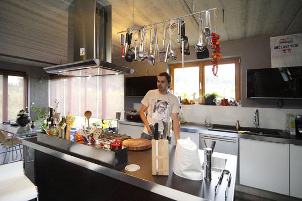 Šéfom vlastnej kuchyne