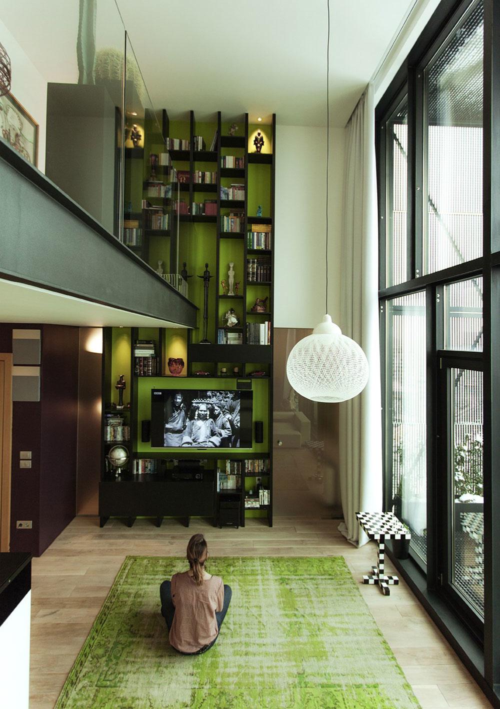 bývanie v loftovom byte