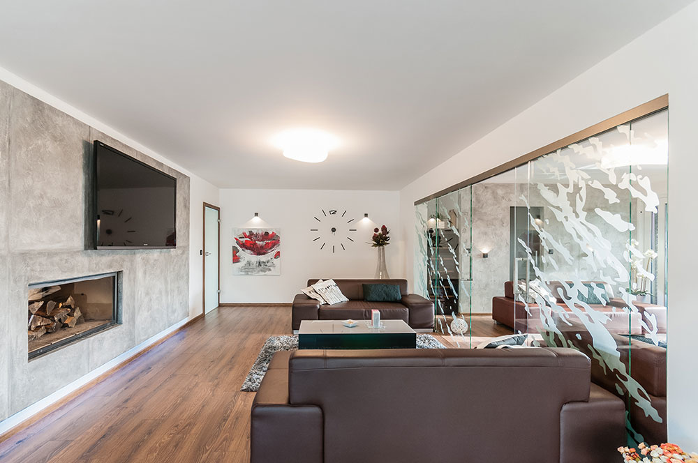 Jednopodlažný pasívny dom v Beskydách, ktorý nezaťažuje krajinu
