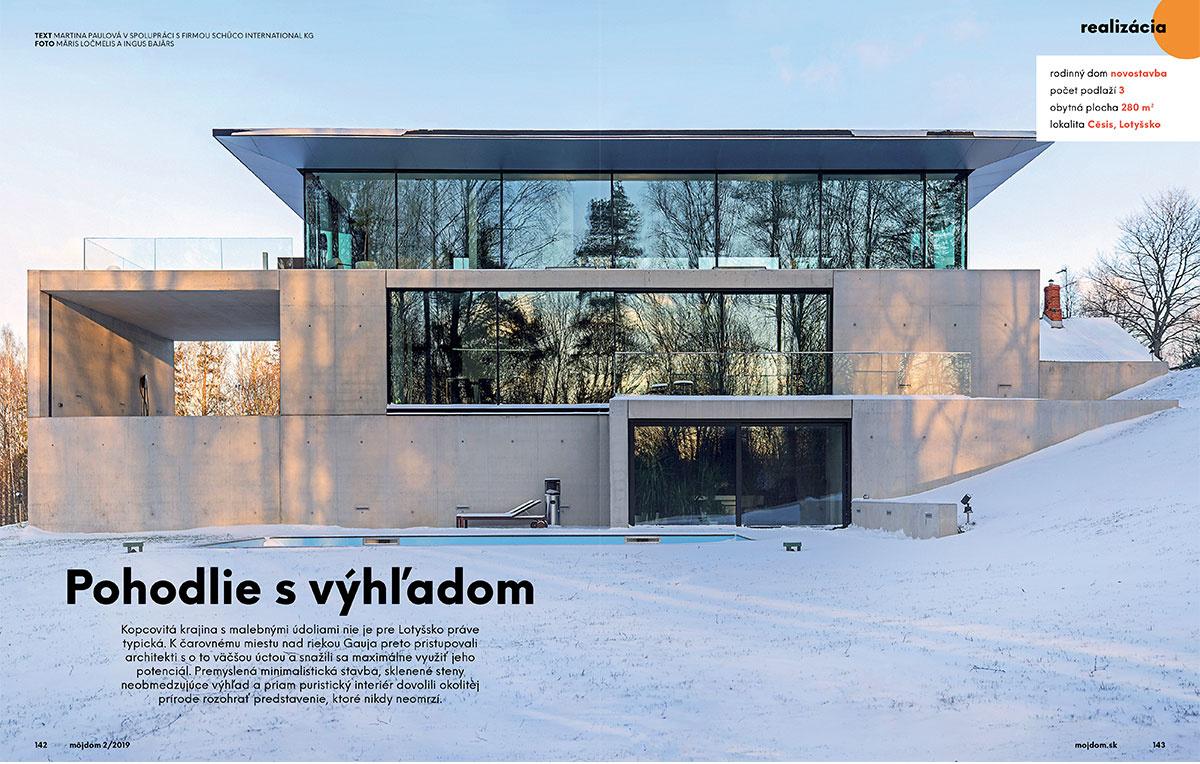 Februárový Môj dom už v predaji