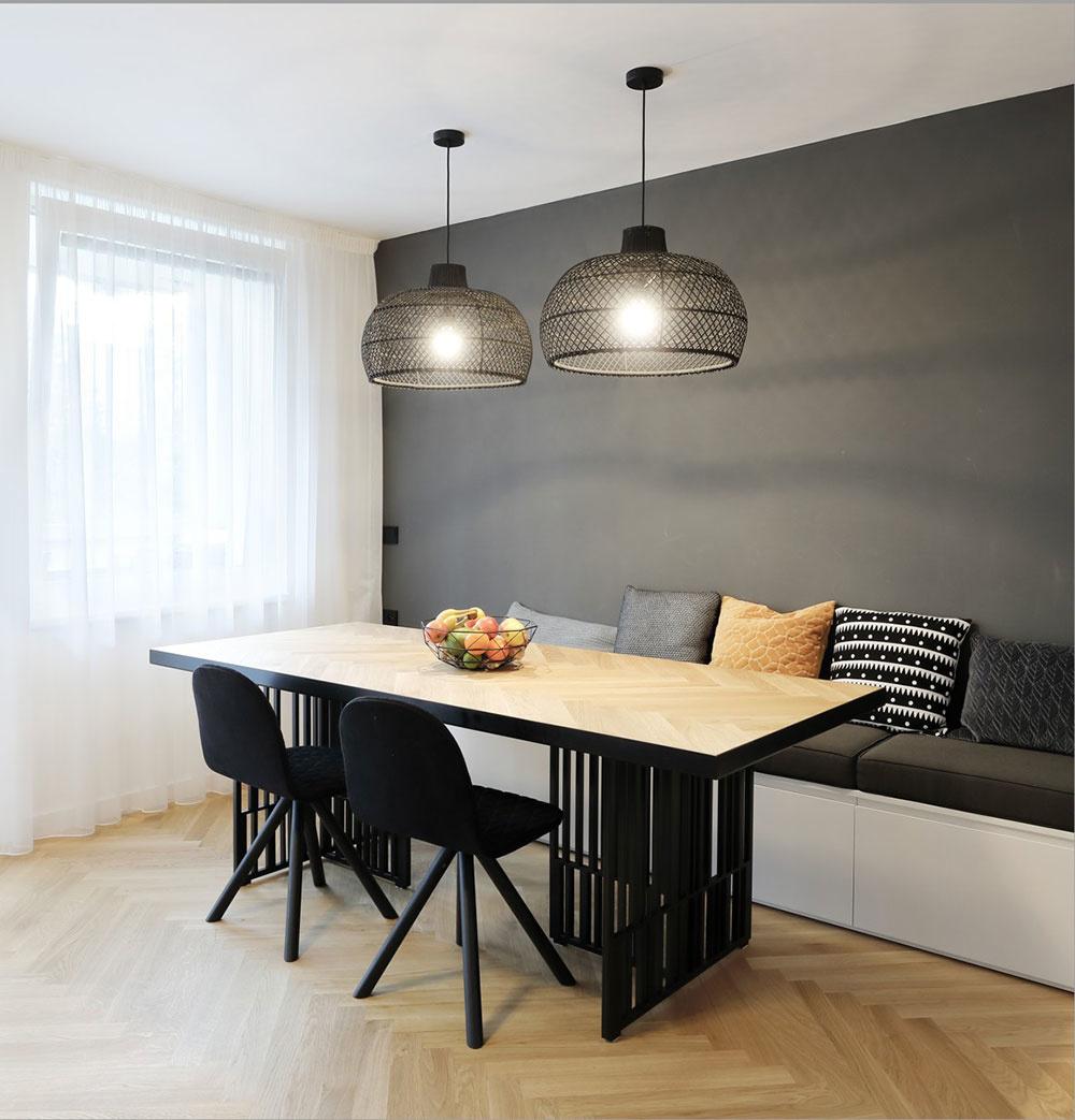 Súťaž Interiér roku: Rekonštrukcia prízemného bytu v paneláku s predzáhradkou