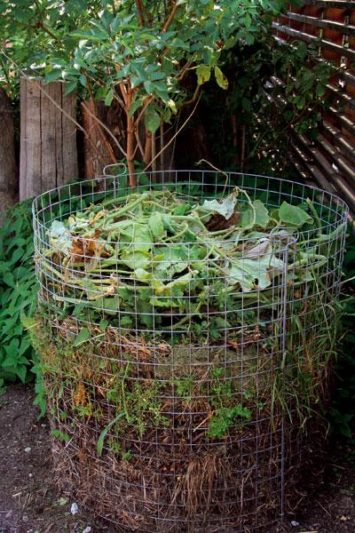 Poraďte si so záhradným odpadom