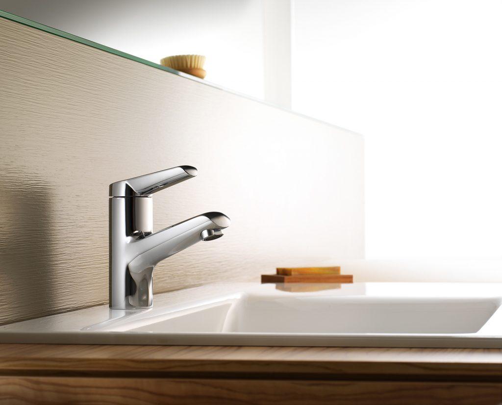 Ako vybrať vodovodnú batériu do vašej novej kúpeľne