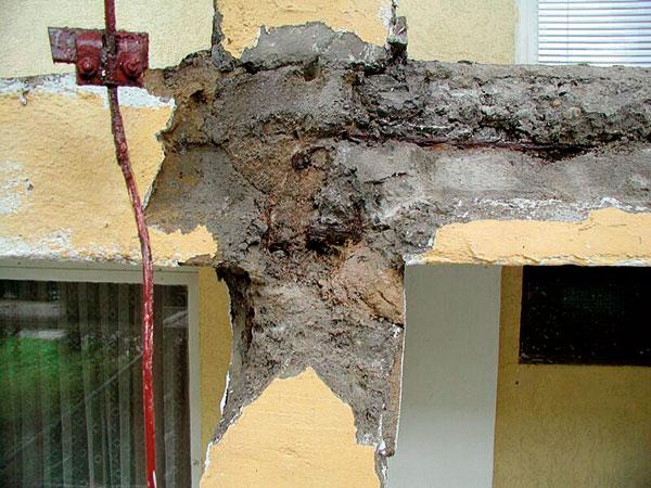 Opravy balkónov a lodžií