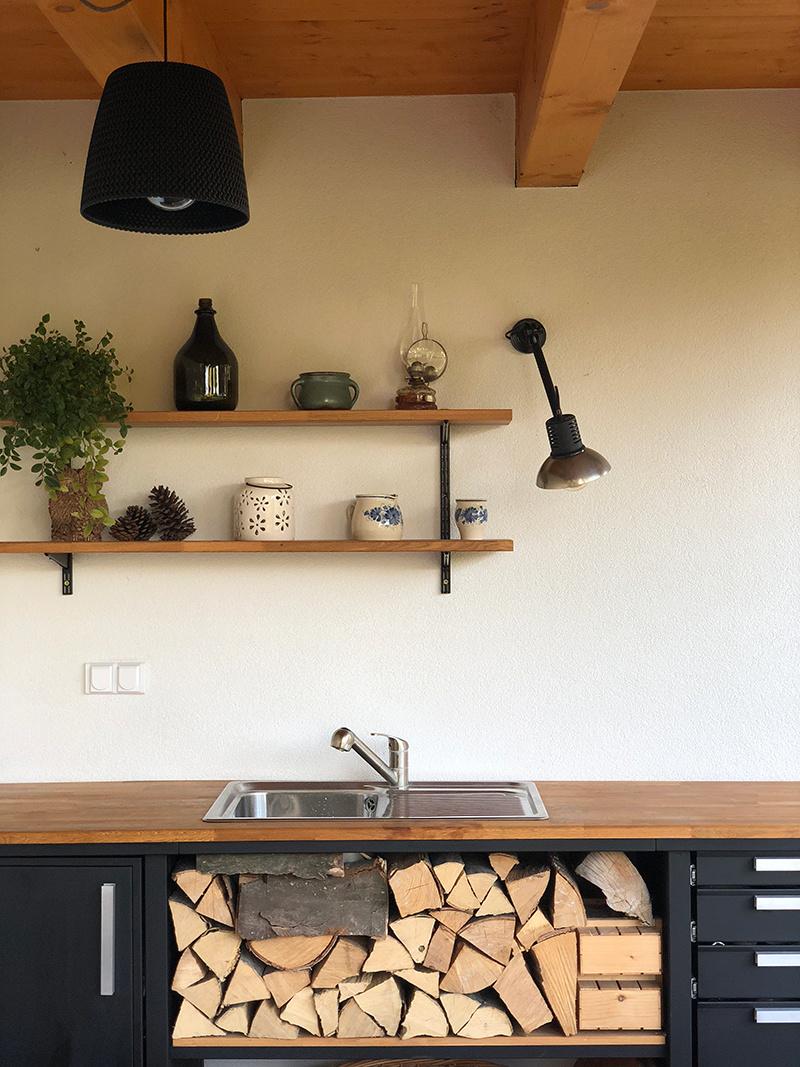 Realizácia letnej kuchyne