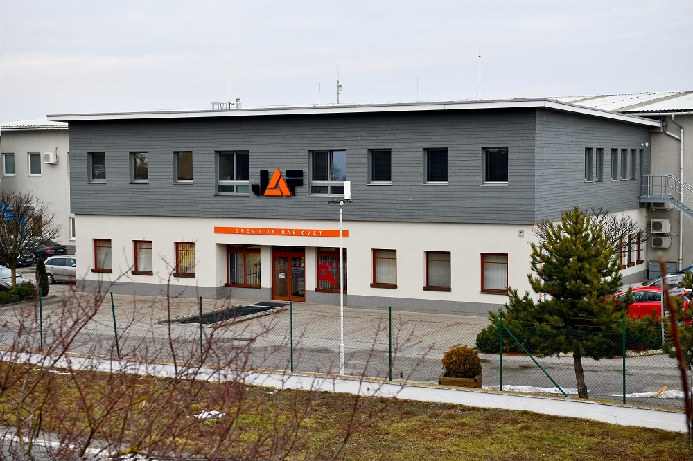 Nadstavba administratívnej budovy JAF Holz Slovakia s. r. o., Ličartovce