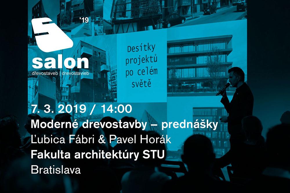 Salón drevostavieb 2019 – slovenská premiéra aktuálnej výstavy v Bratislave