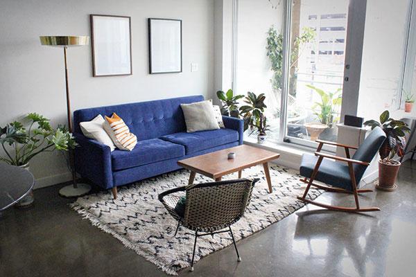 Ako si vybrať vhodný koberec
