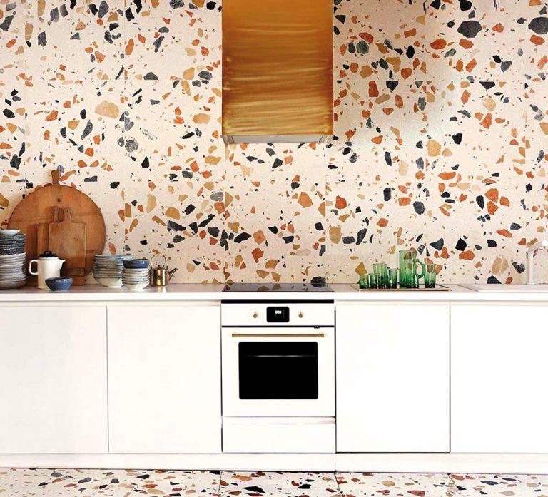 Návrat terazza: Znovuobjavený materiál, ktorý oživí každý interiér