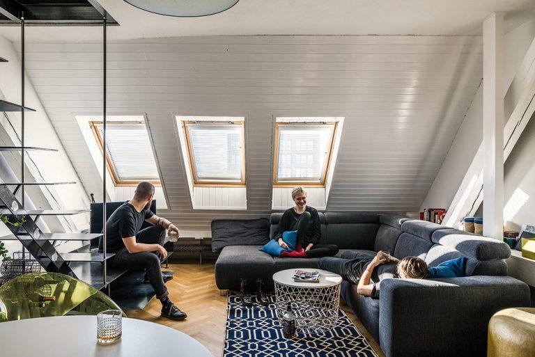 3 malé byty ako štartovacie riešenie pre bývanie mladých v Bratislave