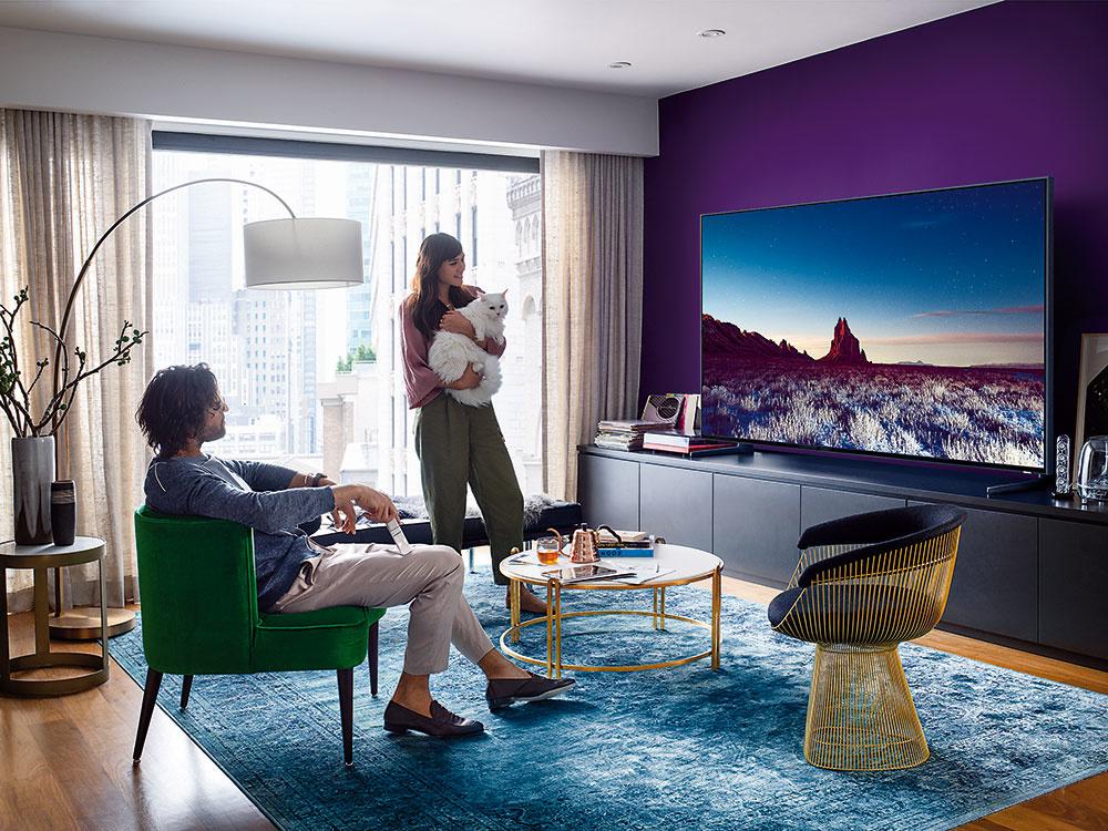 Doma ako v kine: To najlepšie z moderných televízorov
