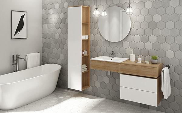 Tieto jednoduché kroky vám pomôžu udržať poriadok vo vašej kúpeľni
