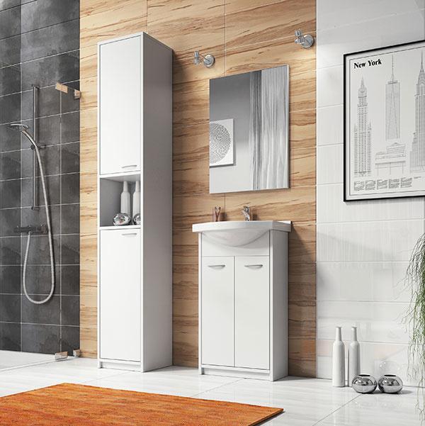 Kúpeľňová zostava Karota, www.temponabytok.sk